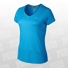 Miler V-Neck SS Top Women