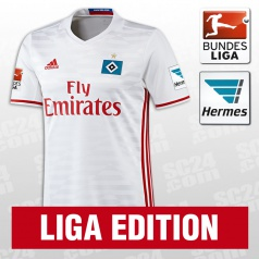 HSV Home Jersey 2016/2017