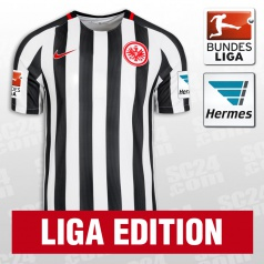 Eintracht Frankfurt SS Home Jersey 2016/2017