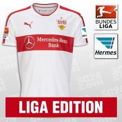 VfB Stuttgart Home Jersey 2016/2017