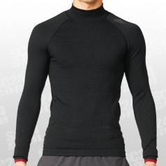 TechFit Climaheat Long Sleeve Mock