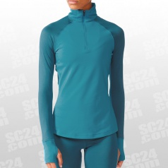 TechFit Climawarm 1/2 Zip LS Women