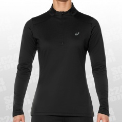 Essential Winter 1/2 Zip LS Women