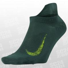 Elite Run Lightweight No-Show Tab Socks