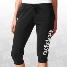 Essentials Linear 3/4 Pant Women