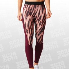 TechFit Long Tight Print Women