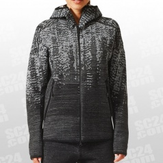 Z.N.E. Pulse Knit Hoody Women