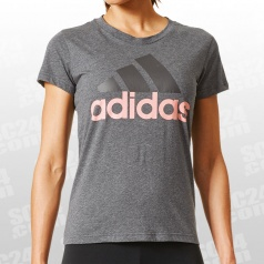 adidas Essentials Linear Slim Tee Women