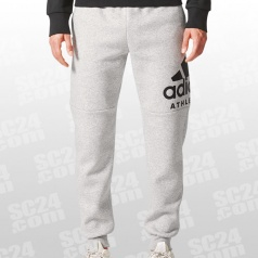 Sport ID Branded Tapered Fleece Pant