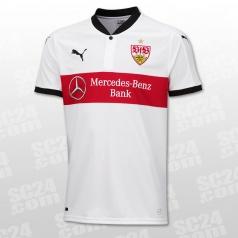 VfB Stuttgart Home Jersey 2017/2018