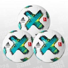 Torfabrik 2017 DFL OMB 3er Ballpaket