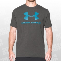 Charged Cotton Sportstyle Logo Tee
