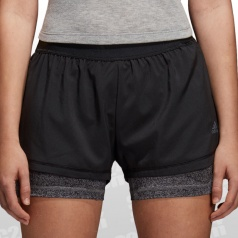 2in1 Print Short Women