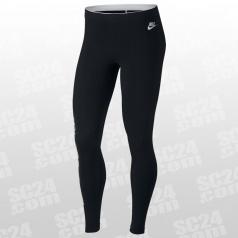 Sportswear Just Do It Metallic Leggings Women
