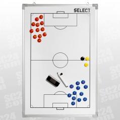 Taktiktafel Aluminium Fußball