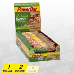 Natural Energy Cereal Bar Sweet&Salty 24x40g