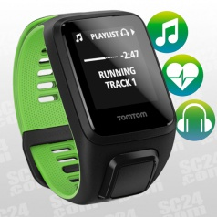 Runner 3 Cardio + Music + Headphones Women