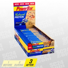 Natural Protein Blueberry Nuts 24x40g