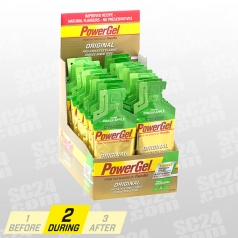 PowerGel Original Green Apple 24 x 41 g