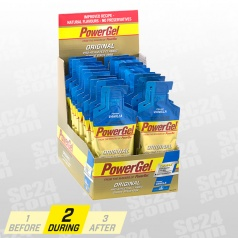 PowerGel Original Vanilla 24 x 41 g