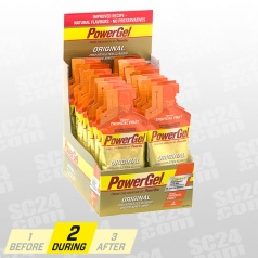 PowerGel Original Tropical Fruit 24 x 41 g