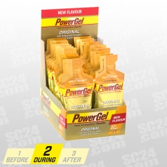 PowerGel Original Salty Peanut 24 x 41 g
