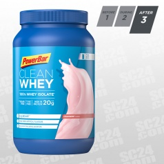 Protein Plus 100% Whey Strawberry Chees. 570g