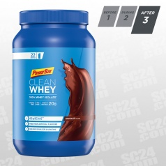 Protein Plus 100% Whey Chocolate Deluxe 570g
