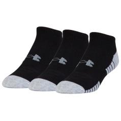 HeatGear Tech No Show Socks 3er-Pack