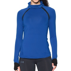 ColdGear Reactor Run Funnel Neck Women