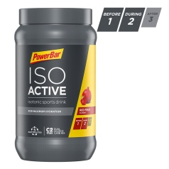 Isoactive Red Fruit Punch 600g