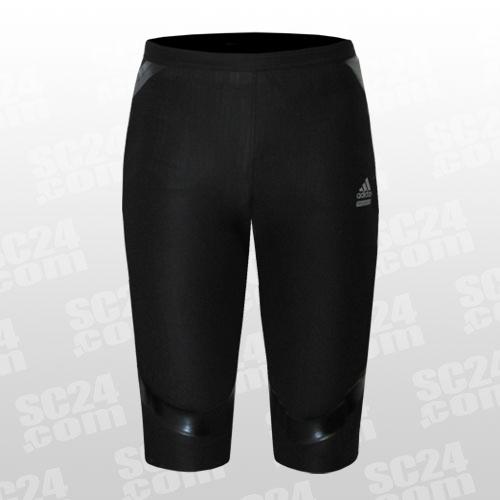 adidas tech fit short schwarz