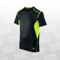 Pro Combat Hypercool Fitted SS Top Junior