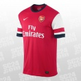 Arsenal Football Club Home Jersey 2012/2013