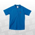 Functional 1/2 Zip Tee Junior