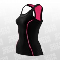 A200 Compression Racer Back Top Women