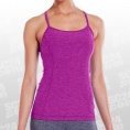 Textured Strappylux Tank Women