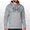 Fleece Storm Big Logo Hoody Solid