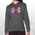 Big Logo Storm Armour Fleece Hoodie Women