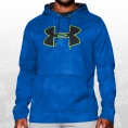 Storm Fleece Big Logo Pattern Hoody