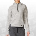 Cotton Fleece Hoody Women