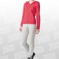 Essentials Linear Cotton Tracksuit Women