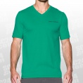 Charged Cotton V-Neck SS Tee
