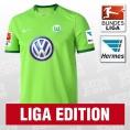VfL Wolfsburg Home Jersey 2016/2017