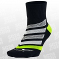 Performance Cushioned Quarter Run Sock