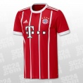 FC Bayern Home Jersey 2017/2018