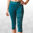 TechFit Badge of Sport 3/4 Tight Women