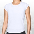 Threadborne Run Mesh SS Top Women