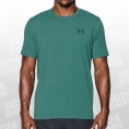 Charged Cotton Left Chest Lockup Tee