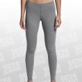 Sportswear Leggings Metallic Women